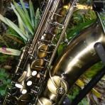 Tenor Saxophone Camoflage