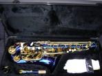 Alto Saxophone Midnite Blue