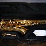 Tenor Saxophone Sandblasted finish
